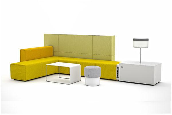 休闲沙发——Bern系列