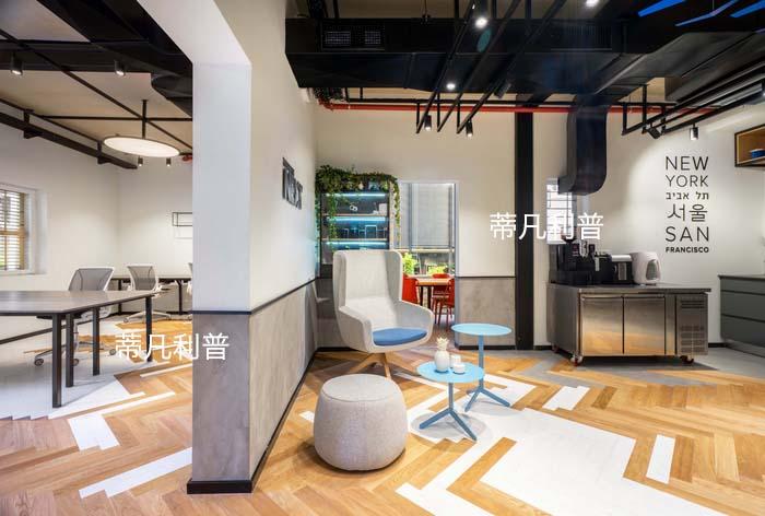办公家具定制-三星特拉维夫办公空间欣赏