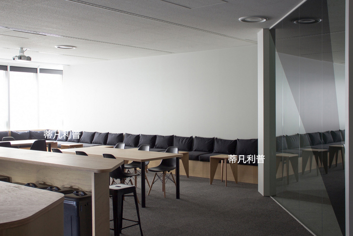 办公家具-空间设计中的muji风格,淡然、质朴和素雅