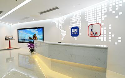 上海办公家具-意大利某企业