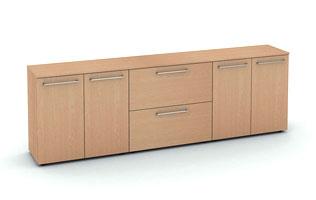 LINKEASY 木质文件柜