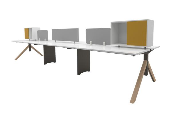 GINO 职员桌